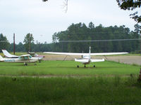 Strickland Field Airport (89NC) - A nice private location - by J.B. Barbour