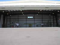 Airlake Airport (LVN) - The new Aircraft Resource Center Hangar. - by Mitch Sando