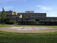 District One Hospital Heliport (MN59) - District One Hospital in Faribault, MN. - by Mitch Sando