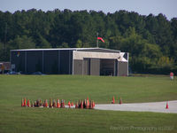 Garner Road Heliport (3NC2) - NCSHP training center - by J.B. Barbour