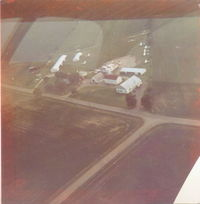 Columbus Southwest Airport (04I) - The buildings are about the same today. - by Bob Simmermon