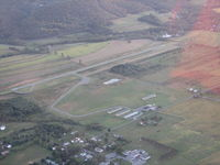 Danville Airport (8N8) - This is the most recent pic that I know of.  Not real clear it was taken from Cherokee - by Sam Andrews