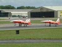 RAF Fairford Airport, Fairford, England United Kingdom (FFD) photo