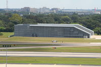 Tampa International Airport (TPA) - Engine run up area - by Florida Metal