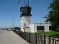 Livermore Municipal Airport (LVK) - Tower - by Greg Pfeil