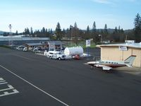 Grants Pass Airport (3S8) - Main FBO in Grants Pass.  Pacific Aviation NW Inc - by Brett T Hopper