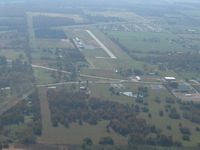 Jerry Sumners Sr Aurora Municipal Airport (2H2) - From 4500' - by Bob Simmermon