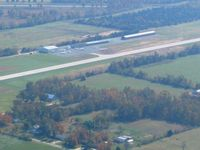 Jerry Sumners Sr Aurora Municipal Airport (2H2) - Facilities - by Bob Simmermon