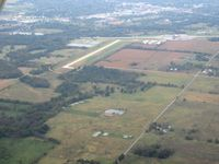 Vinita Municipal Airport (H04) - From 4500' - by Bob Simmermon