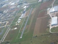 Skiatook Municipal Airport (2F6) - Overflying westbound - by Bob Simmermon