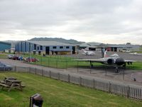 Gloucestershire Airport, Staverton, England United Kingdom (EGBJ) - Gloucestershire (Staverton ) Airport - by Terry Fletcher