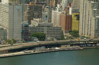 East 34th Street Heliport (6N5) - New York's East Side Heliport - by Stephen Amiaga