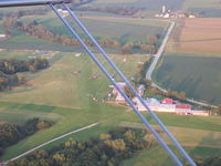 Antique Airfield Airport (IA27) - Antique Airfield on opening day of the 2006 National AAA/APM Fly-in - by Aaron Klugherz