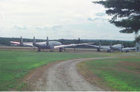 Auburn/lewiston Municipal Airport (LEW) - Auburn, ME, home of the Starliners - by Pete Hughes