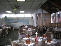 Southern Wisconsin Regional Airport (JVL) - Cavu Cafe - by Pam Folbrecht