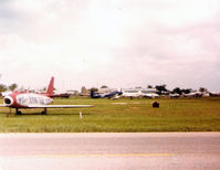 Flying Tigers Airport (39TA) - Flying Tiger Field - Junior Burchinal's Collection - 1981 - by Zane Adams