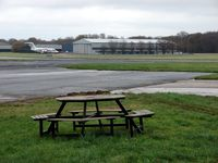 London Biggin Hill Airport - Opposite side to the Executive Terminal - by Terry Fletcher