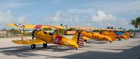 Ocean Reef Club Airport (07FA) - Ocean Reef Airport hosts Kaydets - by J.G. Handelman