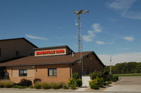 Zanesville Municipal Airport (ZZV) - FBP Ops Building at Zanesville OH - by J.G. Handelman