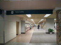 Asheville Regional Airport (AVL) - Ticketing Area - by N6701
