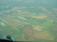 East Troy Municipal Airport (57C) - Heading back to C77 - by Trace Lewis