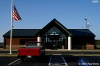 Emporia-greensville Regional Airport (EMV) - Very nice facility - by Paul Perry