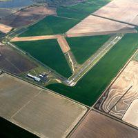 Almyra Municipal Airport (M73) - Aerial Photo, courtesy of Arkansas Department of Aeronautics - by Arkansas Department of Aeronautics