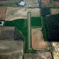 Woodruff County Airport (M60) - Aerial Photo - by Arkansas Department of Aeronautics