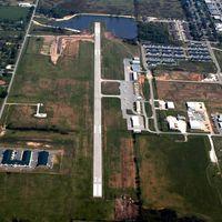 Bentonville Muni/louise M Thaden Field Airport (VBT) - Aerial Photo - by Arkansas Department of Aeronautics