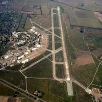 Arkansas International Airport (BYH) - Aerial Photo - by Arkansas Department of Aeronautics