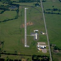 Booneville Municipal Airport (4M2) - Aerial Photo - by Arkansas Department of Aeronautics