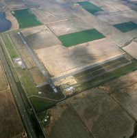 Carlisle Municipal Airport (4M3) - Aerial Photo - by Arkansas Department of Aeronautics