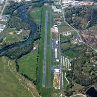 Shady Lawn Field Airport (4M4) - Aerial Photo - by Arkansas Department of Aeronautics