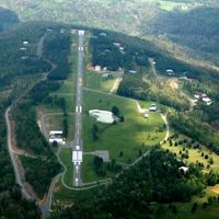 Holley Mountain Airpark Airport (2A2) - Aerial Photo - by Arkansas Department of Aeronautics