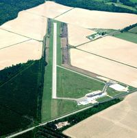 Z M Jack Stell Field Airport (CRT) - Aerial Photo - by Arkansas Department of Aeronautics
