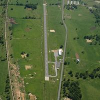 Danville Municipal Airport (32A) - Aerial Photo - by Arkansas Department of Aeronautics