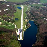 Crystal Lake Airport (5M5) - Aerial Photo - by Arkansas Department of Aeronautics