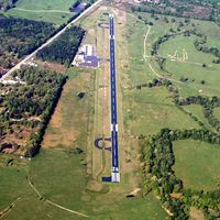 J Lynn Helms Sevier County Airport (DEQ) - Aerial Photo - by Arkansas Department of Aeronautics