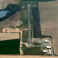 De Witt Municipal Airport (5M1) - Aerial Photo - by Arkansas Department of Aeronautics