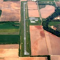 Billy Free Municipal Airport (0M0) - Aerial Photo - by Arkansas Department of Aeronautics
