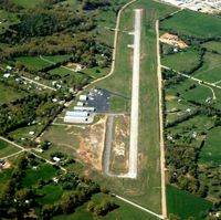 Marion County Regional Airport (FLP) - Aerial Photo - by Arkansas Department of Aeronautics