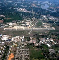 Fort Smith Regional Airport (FSM) - Aerial Photo - by Arkansas Department of Aeronautics