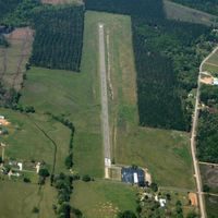 Gurdon Lowe Field Airport (5M8) - Aerial Photo - by Arkansas Department of Aeronautics