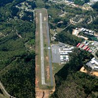 Heber Springs Municipal Airport (HBZ) - Aerial Photo - by Arkansas Department of Aeronautics