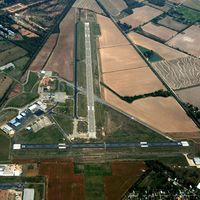 Jonesboro Municipal Airport (JBR) - Aerial Photo - by Arkansas Department of Aeronautics