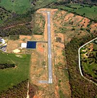 Searcy County Airport (4A5) - Aerial Photo - by Arkansas Department of Aeronautics