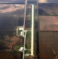 Mc Gehee Municipal Airport (7M1) - Aerial Photo - by Arkansas Department of Aeronautics