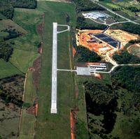 Melbourne Municipal - John E Miller Field Airport (42A) - Aerial Photo - by Arkansas Department of Aeronautics