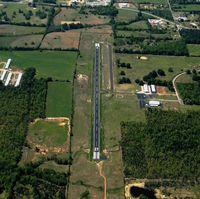 Morrilton Municipal Airport (BDQ) - Aerial Photo - by Arkansas Department of Aeronautics