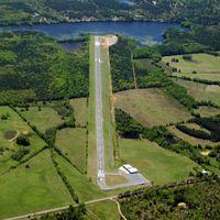Petit Jean Park Airport (MPJ) - Aerial Photo - by Arkansas Department of Aeronautics